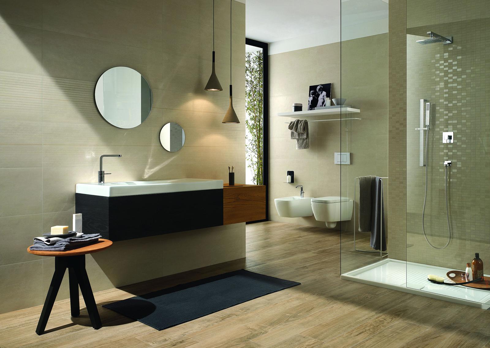 Rivestimenti Bagni Piccoli Esempi quale rivestimento scegliere per il bagno?
