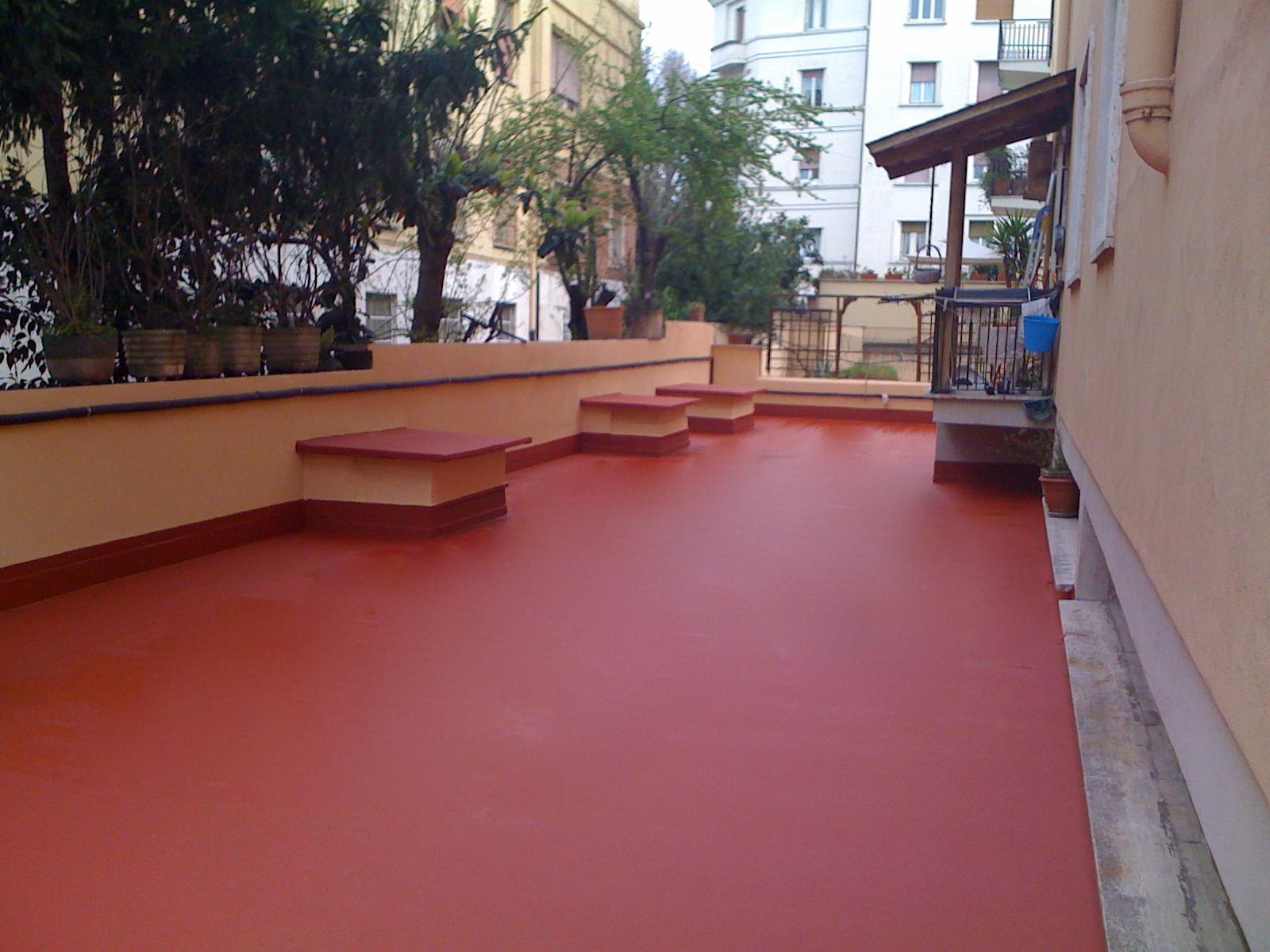 Resine Per Terrazze Esterne 4 ottime soluzioni per impermeabilizzare terrazzi